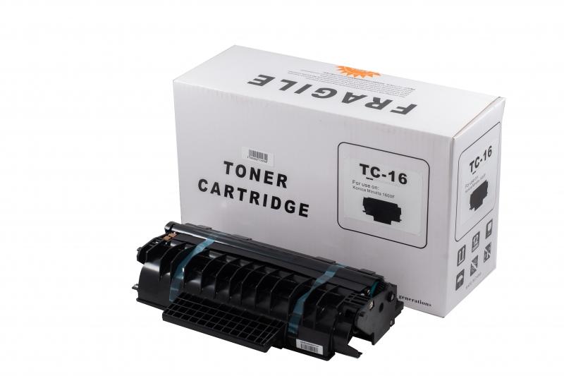 Cartus compatibil toner DLC MINOLTA TC16 (99670465) (1600F), 4K