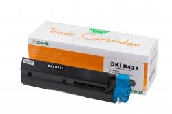 Cartus compatibil toner DLC OKI 44574902 (B431), 10K