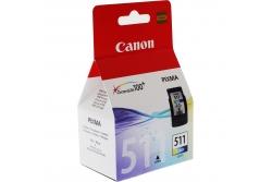 Cartus original cerneala CANON CL-511 COLOR