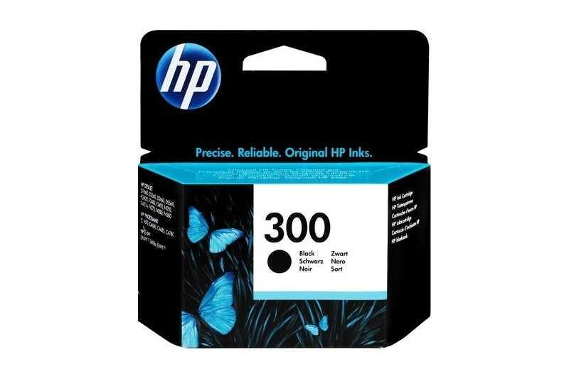 Cartus original cerneala HP 300 (CC640EE) BK