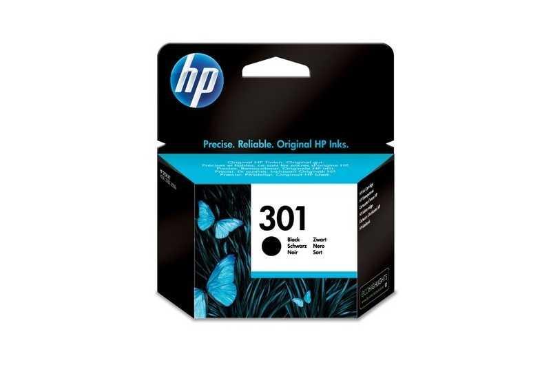 Cartus original cerneala HP 301 (CH561EE) BK