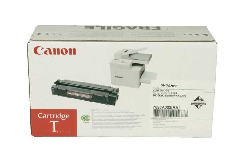 Cartus original toner CANON T, 3.5K