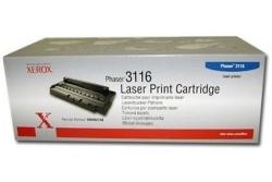 Cartus original toner XEROX 109R00748 (PHASER 3116) BK
