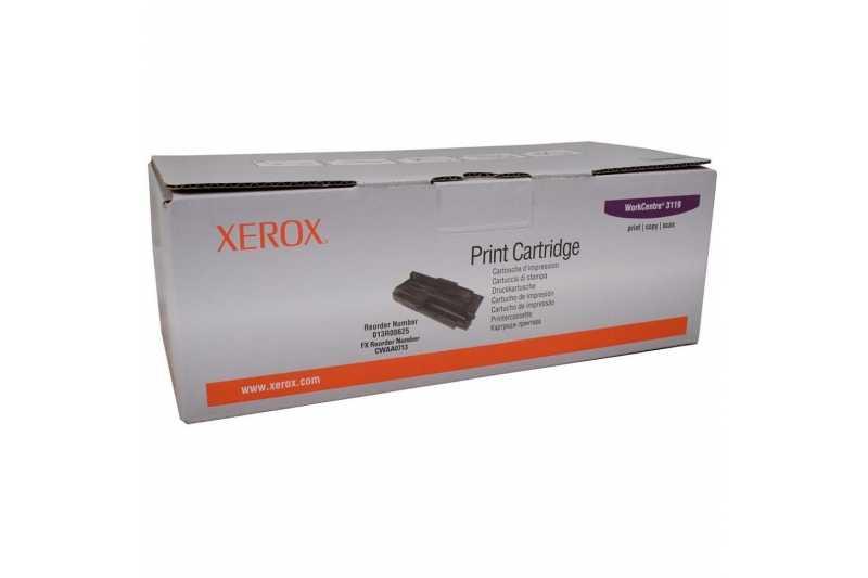 Cartus original toner XEROX 013R00625 (PHASER 3119) BK, 3K