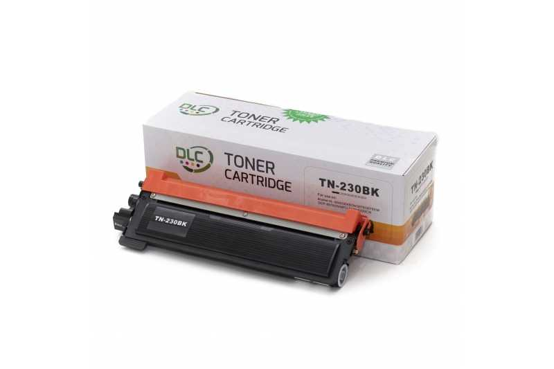 Cartus compatibil toner DLC BROTHER TN230 BK, 2.2K
