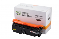 Cartus compatibil toner DLC HP 504A (CE250A) / 507A (CE400A) BK, 5.5K