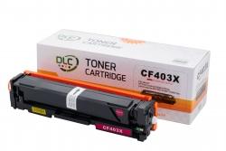 Cartus compatibil toner DLC HP 201X (CF403X) MAGENTA 2.3K